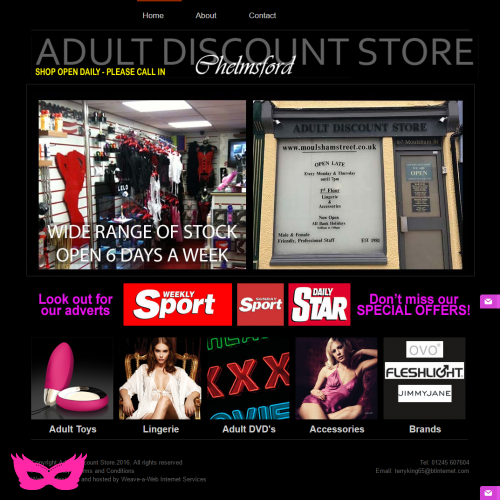 Adult Discount Store